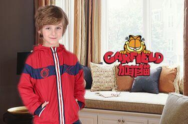 加菲貓童裝新品上新邀您加入!