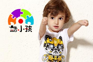 酷小孩童裝流行元素,風靡時尚童裝!