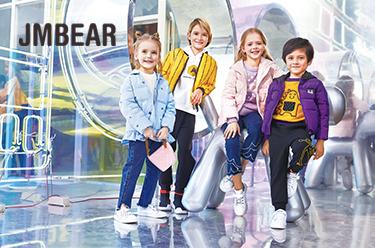 杰米熊,十大童装助您积极拓展市场